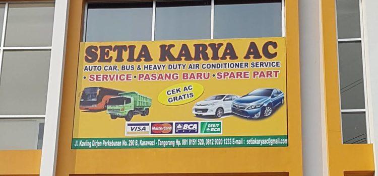 Setia Karya AC Tangerang