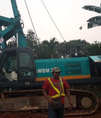 mesin bor tanah