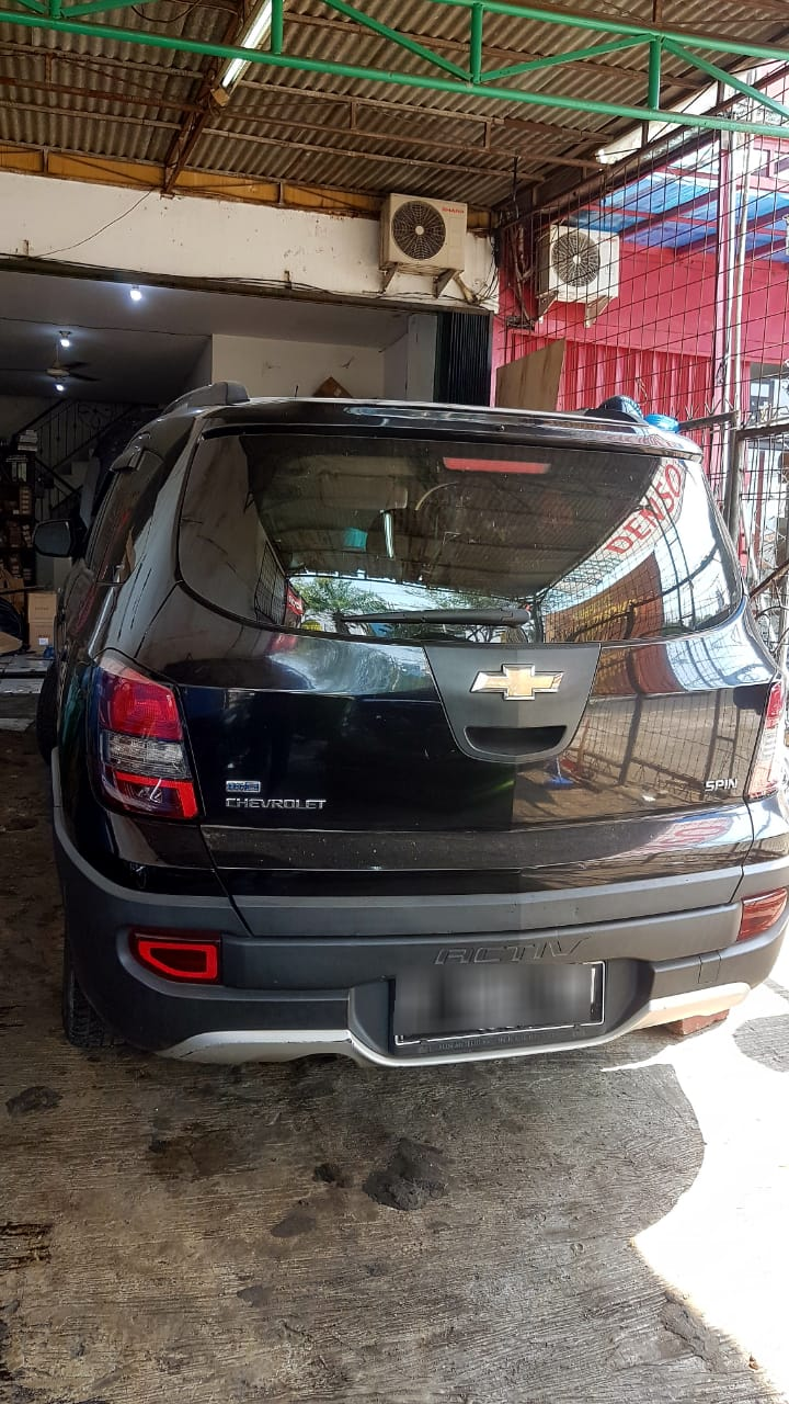 Mengganti Kompresor Ac Chevrolet Spin Setia Karya Kondensor Aveo