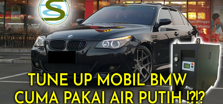 Tune Up BMW pakai Air Putih